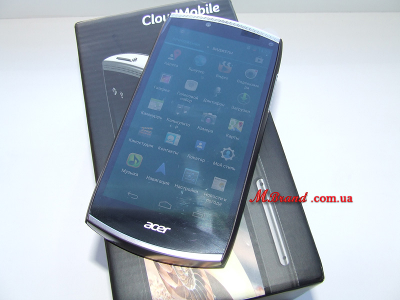 Acer CloudMobile S500