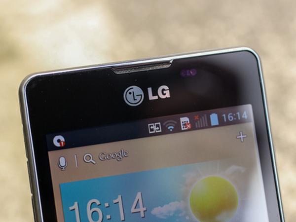 Gebruiksaanwijzing LG e460