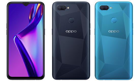 Oppo A12 4/64Gb – купить смартфон по доступной цене в Украине